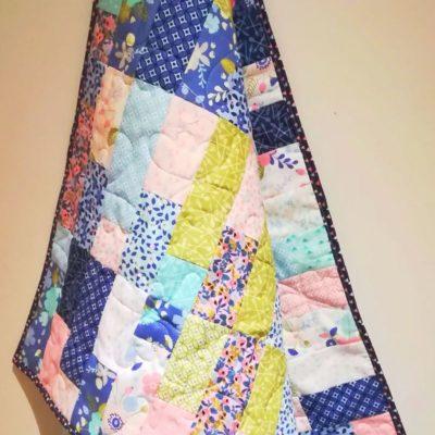 Modern Prints Unisex Floral Quilt
