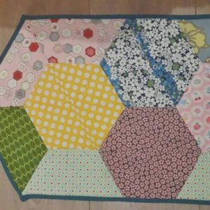 Vibrant and Colourful Table Runner